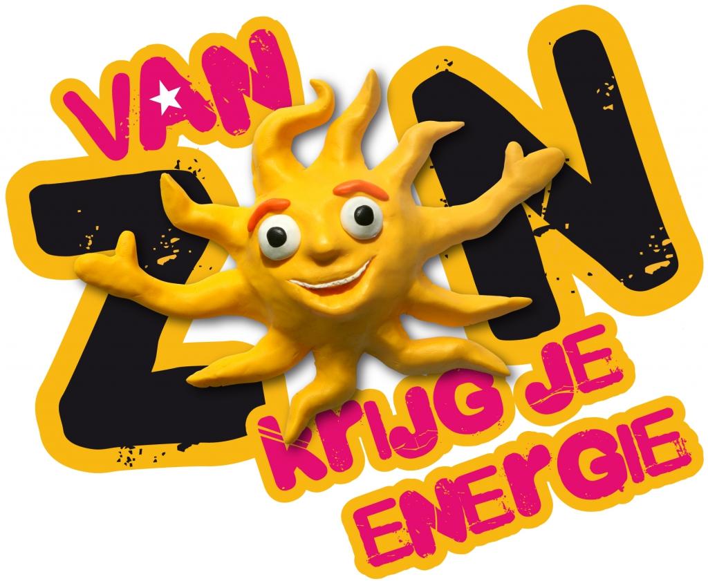 van zon krijg je energie